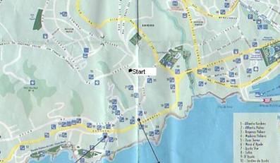 Oversaettelser Af Ruter Pa Madeira